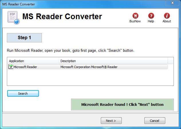 To pdf lit files convert